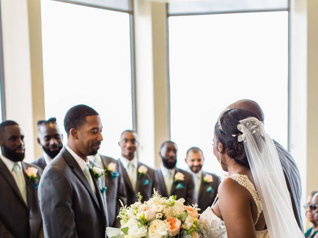 Trevor and Ashley's Wedding in Orlando, Florida 36