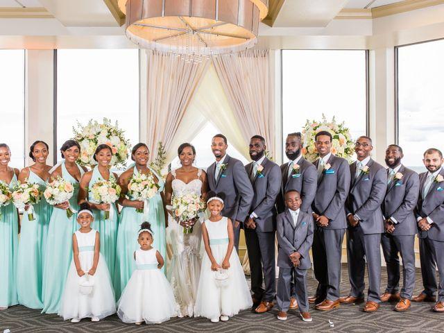 Trevor and Ashley's Wedding in Orlando, Florida 41
