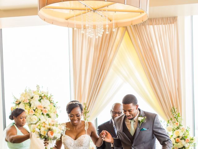 Trevor and Ashley's Wedding in Orlando, Florida 43