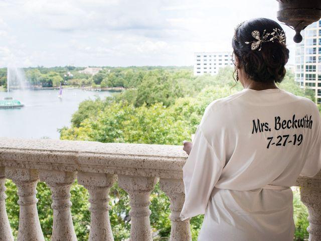 Trevor and Ashley's Wedding in Orlando, Florida 45