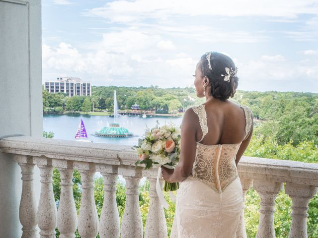 Trevor and Ashley's Wedding in Orlando, Florida 48