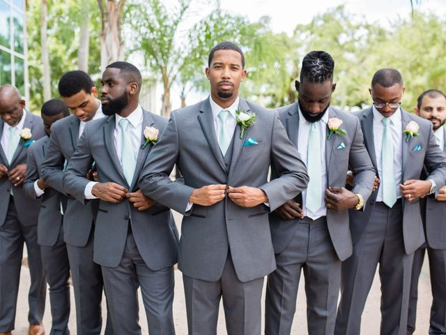 Trevor and Ashley's Wedding in Orlando, Florida 49
