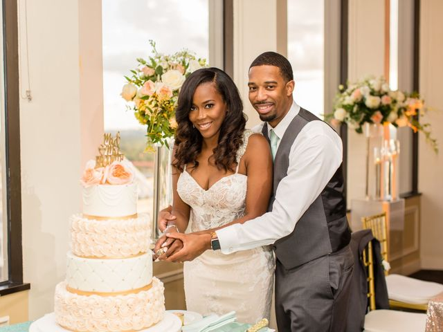 Trevor and Ashley's Wedding in Orlando, Florida 1