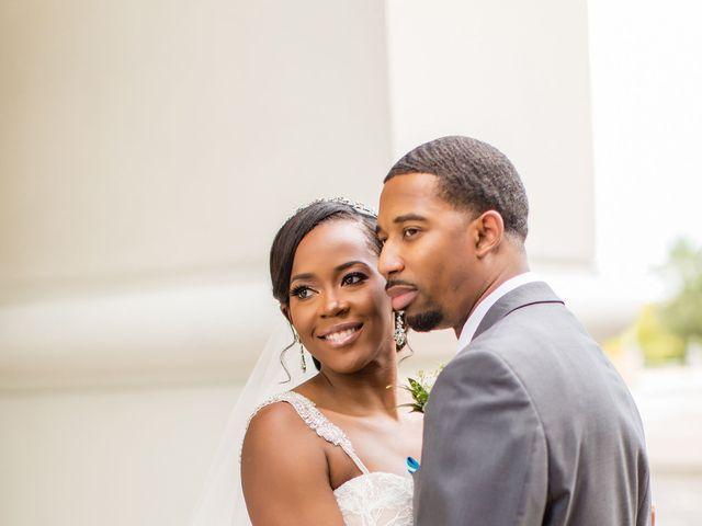 Trevor and Ashley's Wedding in Orlando, Florida 61