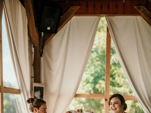 Josh and Chloe's Wedding in Granite Falls, North Carolina 1