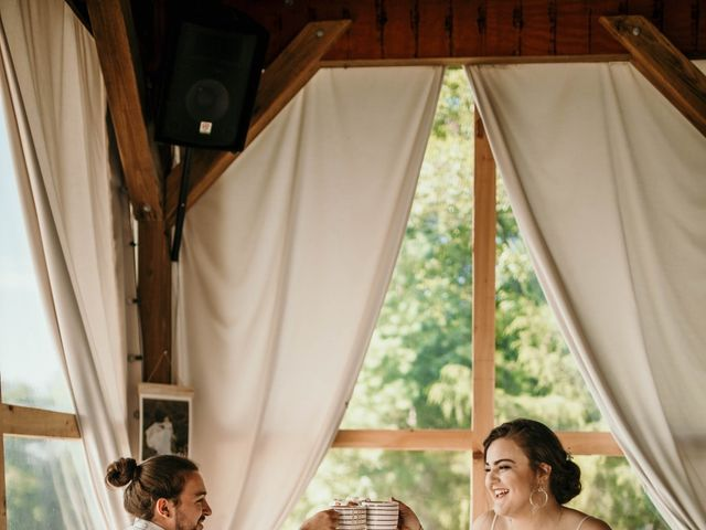 Josh and Chloe's Wedding in Granite Falls, North Carolina 2