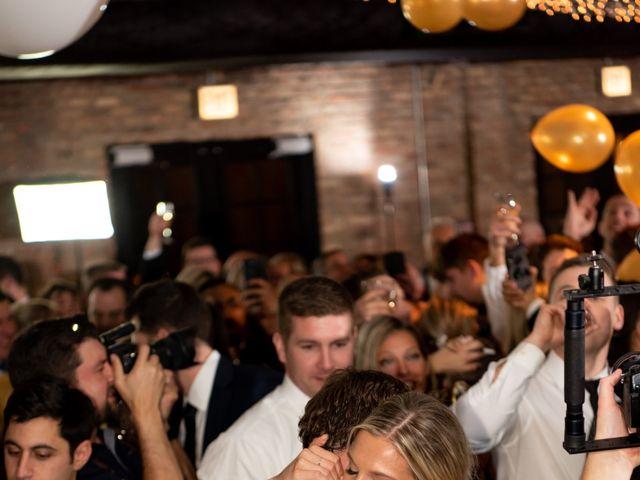 Dan and Ashley's Wedding in Chicago, Illinois 16