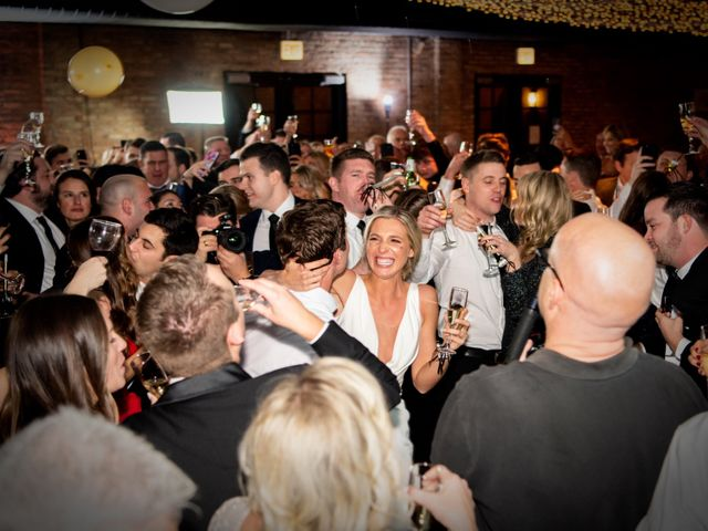 Dan and Ashley's Wedding in Chicago, Illinois 18