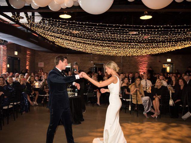 Dan and Ashley's Wedding in Chicago, Illinois 22