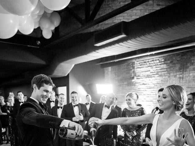 Dan and Ashley's Wedding in Chicago, Illinois 26