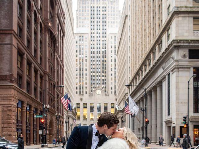 Dan and Ashley's Wedding in Chicago, Illinois 10