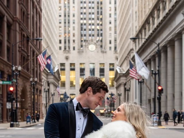 Dan and Ashley's Wedding in Chicago, Illinois 6