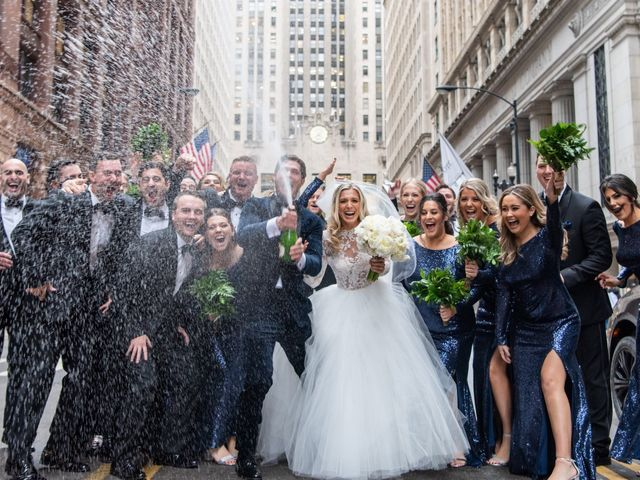 Dan and Ashley's Wedding in Chicago, Illinois 12