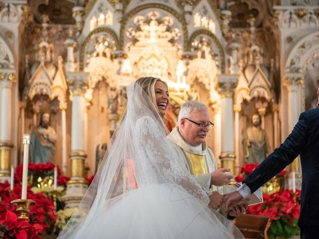 Dan and Ashley's Wedding in Chicago, Illinois 34