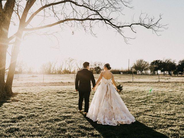 The wedding of Amanda and Bryan