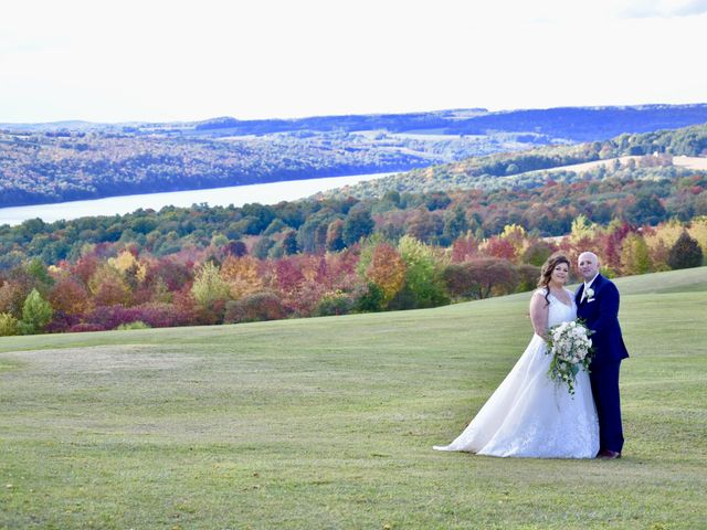The wedding of Karlie and Jeff