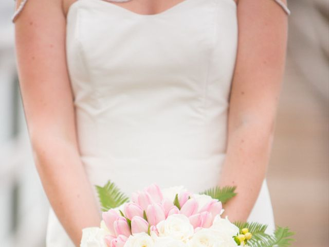 Samantha and Lewis's Wedding in Cortlandt Manor, New York 3