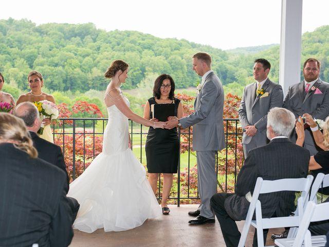 Samantha and Lewis's Wedding in Cortlandt Manor, New York 8