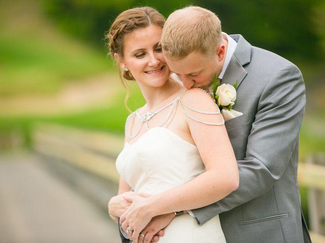 Samantha and Lewis's Wedding in Cortlandt Manor, New York 10