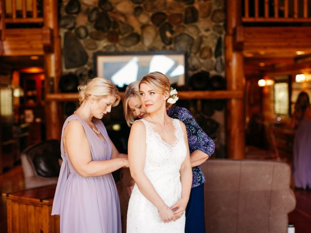 Christy and Nate's Wedding in Leavenworth, Washington 2