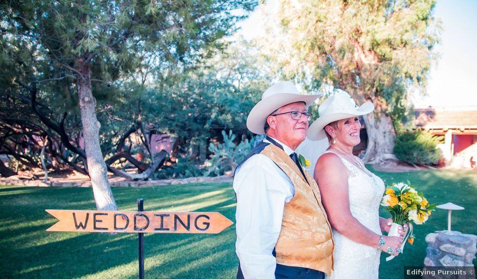 Jon and Debi's Wedding in Tucson, Arizona