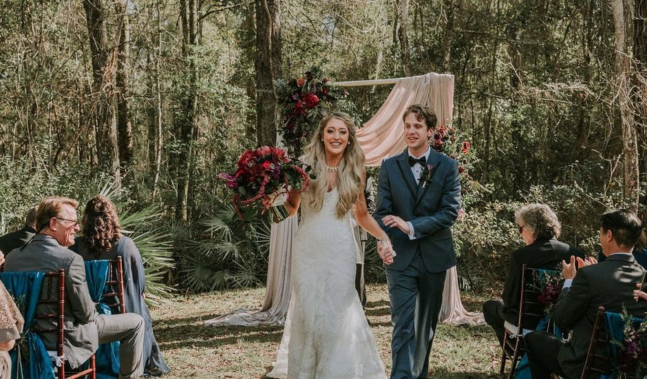Marcus  and Susie 's Wedding in Micanopy, Florida
