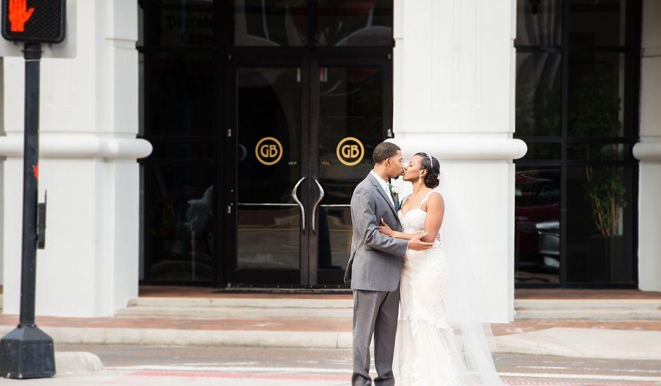 Trevor and Ashley's Wedding in Orlando, Florida