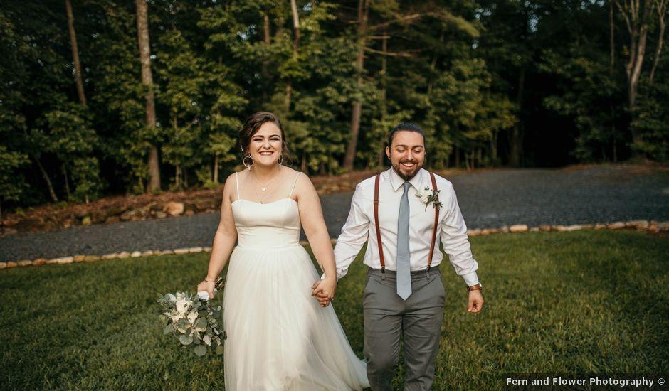 Josh and Chloe's Wedding in Granite Falls, North Carolina