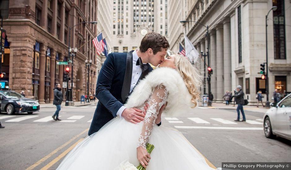Dan and Ashley's Wedding in Chicago, Illinois
