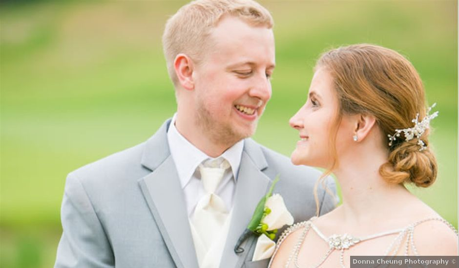 Samantha and Lewis's Wedding in Cortlandt Manor, New York