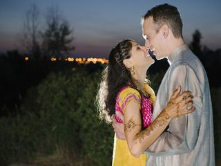 Syma and Stefan's Wedding in Alberta, Virginia 3