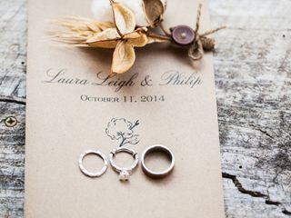 The wedding of Philip and Laura Leigh 2