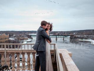 The wedding of Garrett and Linda 1