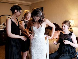 The wedding of Garrett and Linda 2