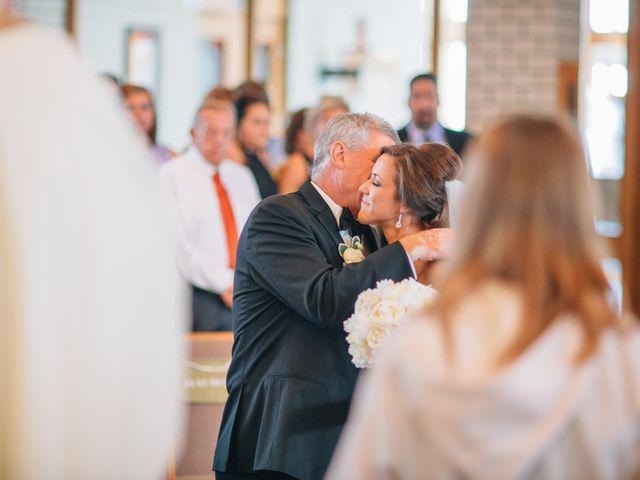 Nicole and Andy's Wedding in Omaha, Nebraska 6