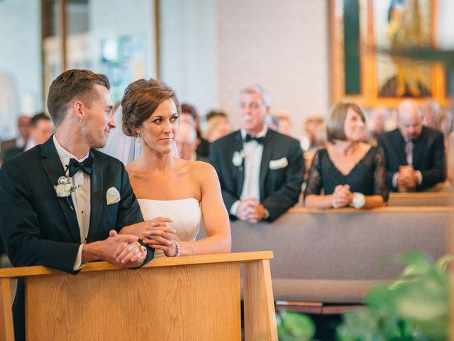 Nicole and Andy's Wedding in Omaha, Nebraska 8