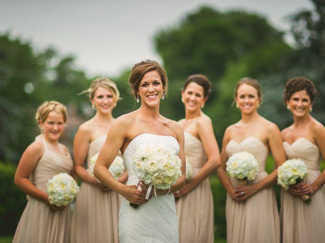 Nicole and Andy's Wedding in Omaha, Nebraska 4
