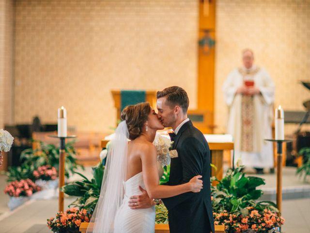 Nicole and Andy's Wedding in Omaha, Nebraska 9