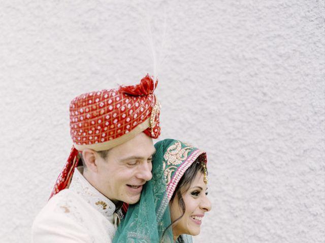 Syma and Stefan's Wedding in Alberta, Virginia 2