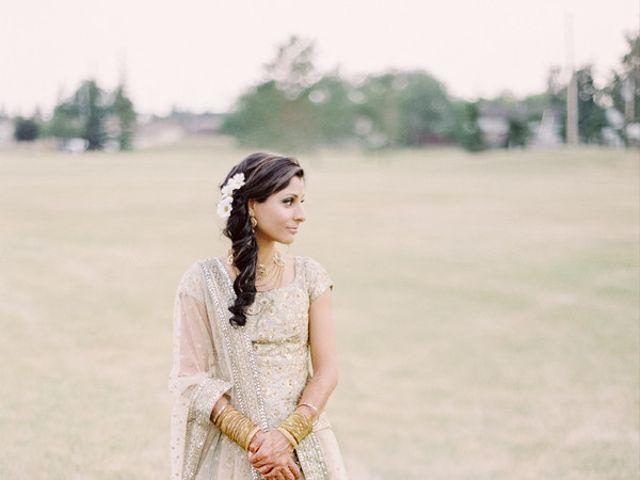 Syma and Stefan's Wedding in Alberta, Virginia 6