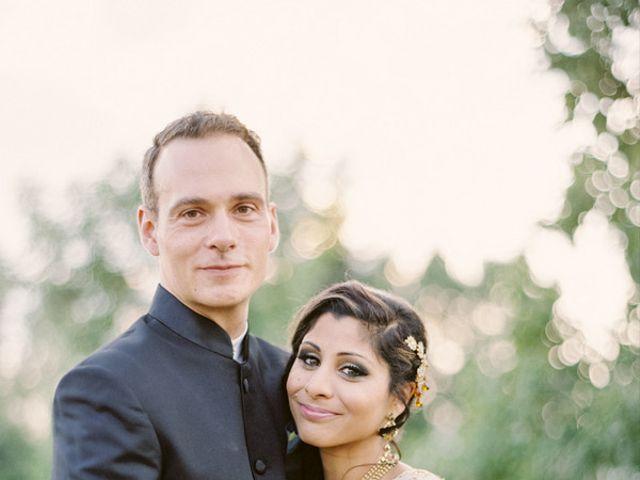 Syma and Stefan's Wedding in Alberta, Virginia 9