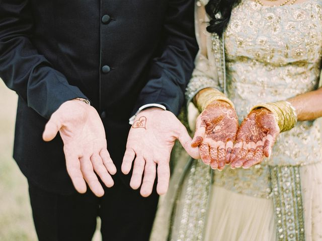 Syma and Stefan's Wedding in Alberta, Virginia 11