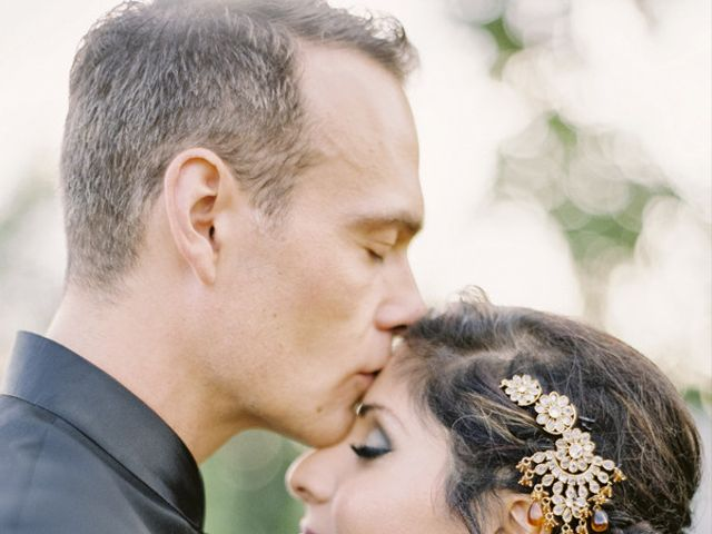 Syma and Stefan's Wedding in Alberta, Virginia 12