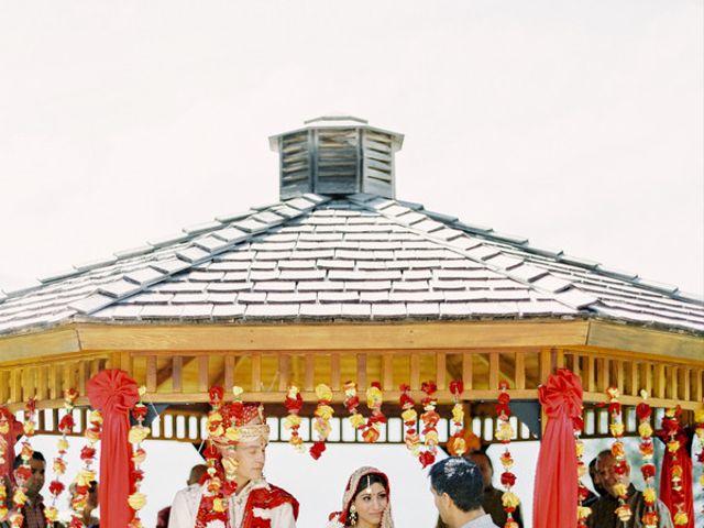 Syma and Stefan's Wedding in Alberta, Virginia 15