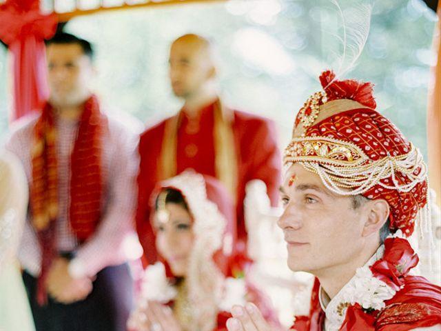 Syma and Stefan's Wedding in Alberta, Virginia 18