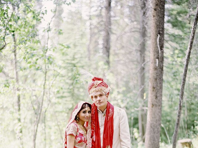 Syma and Stefan's Wedding in Alberta, Virginia 20