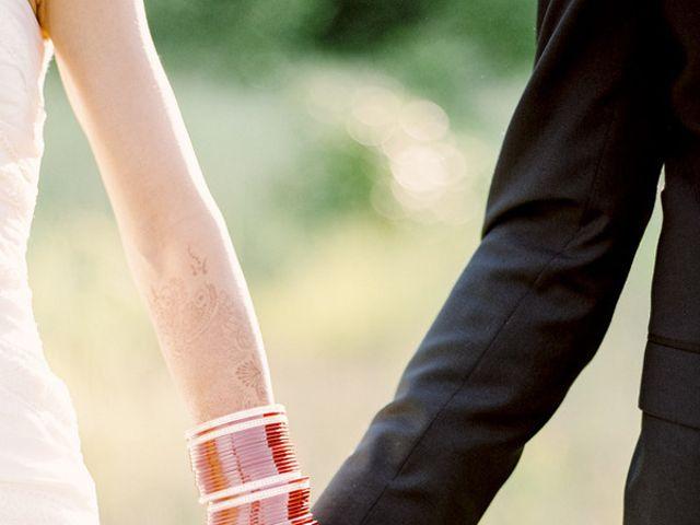 Syma and Stefan's Wedding in Alberta, Virginia 22