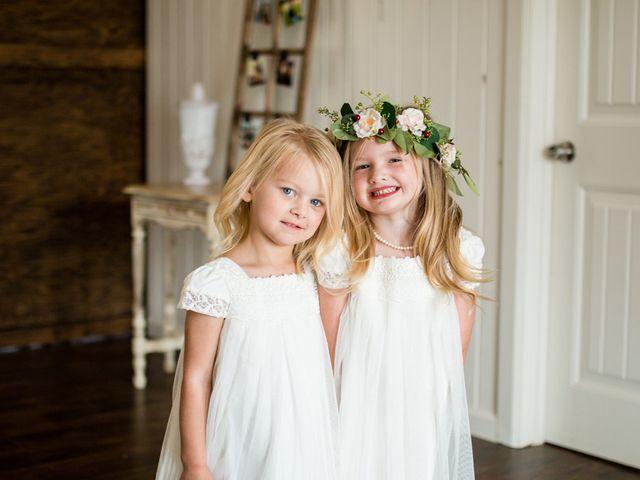 Jennifer and Carter's Wedding in Anadarko, Oklahoma 4