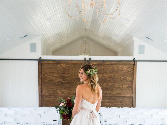 Jennifer and Carter's Wedding in Anadarko, Oklahoma 5