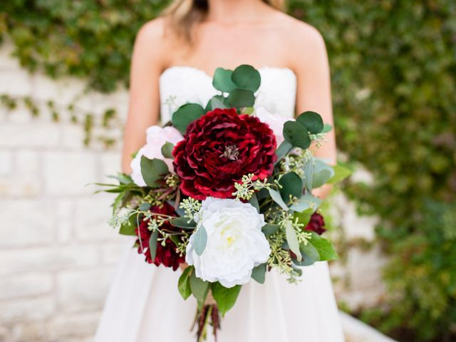 Jennifer and Carter's Wedding in Anadarko, Oklahoma 7